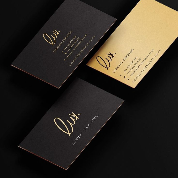 46-Why should you go for Gold foil stamped business cards every time you order business cards