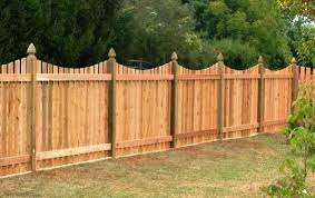 46-Wood Fence Designs and Their Uses