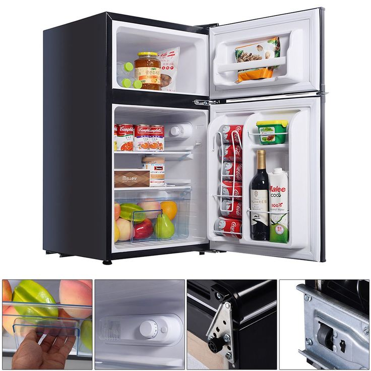 46-Shopping Tips for Compact Refrigerator Freezers